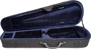 Lightweight Shaped Foam Core Violin Case