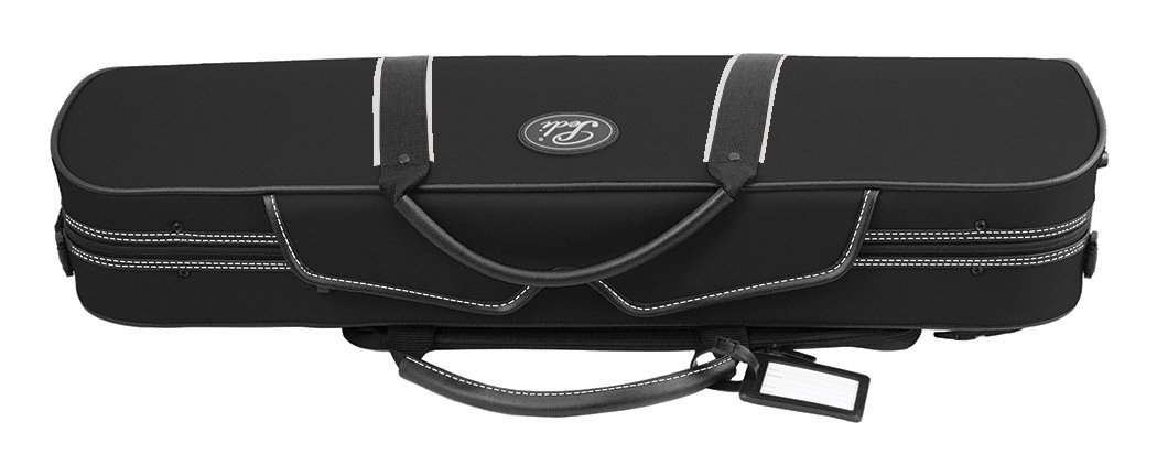 Pedi Steel Shield Niteflash Violin Case