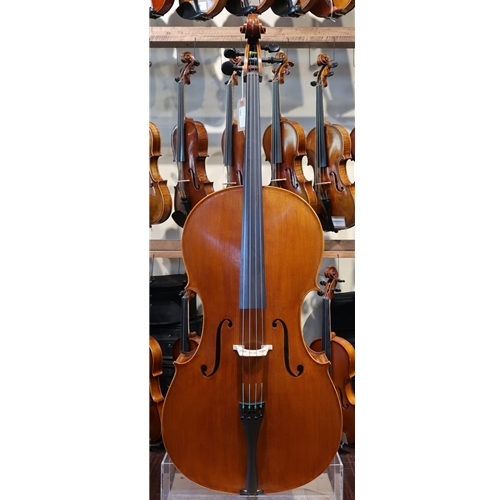 Calin Wultur Cello Model #5 Guarneri