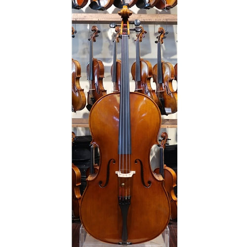 John Juzek Strad Copy German Cello