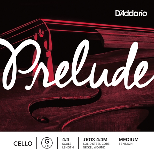 D'addario Prelude Cello G String